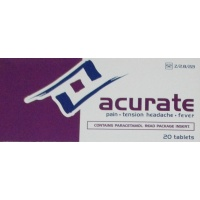 ACURATE TABS 20