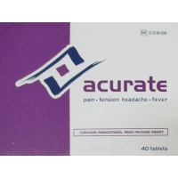 ACURATE TABS 40