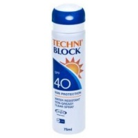 TECHNIBLOCK SPF40 75ML SPR