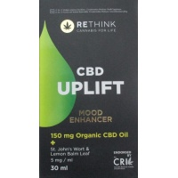 RETHINK CDS OIL 150MG 30ML UPLIFT
