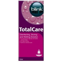 TOTALCARE BLINK D/INFECT 120ML