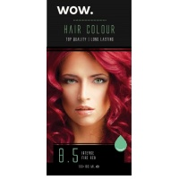 WOW HAIR 8.5 INTENSE FIRE RED
